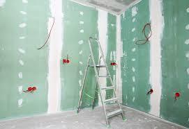 badezimmer verputzen feuchtraum rigips einsatz im badezimmer