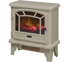 duraflame infrared stove heater with remote control page 1 u2014 qvc com