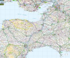somerset map where is somerset free map including exmoor mendip
