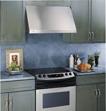 two tone modern kitchen kitchen under cabinet range hood with engineered wood flooring