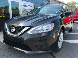 blue nissan sentra 2016 902 auto sales used 2016 nissan sentra for sale in dartmouth