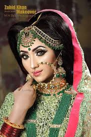 Would You Pay Rs180 000 For Your Bridal Makeover Style Images Zahid Khan Makeup You Makeup Daily