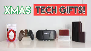 top 5 christmas tech gifts under 50 giveaway youtube