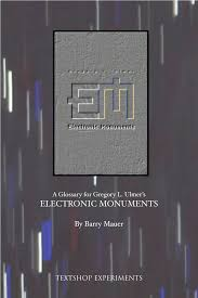 electronic monuments glossary pdf download available