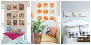Ways To Decorate Your Home For Cheap Diy Wall Art Affordable Art Ideas