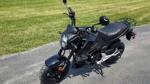 125cc vader motorcycle scooter moped with manual transmission