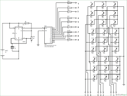 Led Blinking Circuit Diagram 3x3x3 Led Cube Circuit Diagram Using 555 Timer And Cd4020 Ic