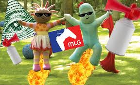 mlg night garden
