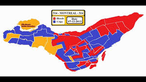 Canada Territories Map by Bloods U0026 Crips Montreal 2013 Gang Map Territories 514 Real