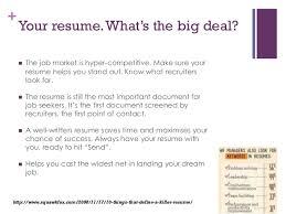 resume writing for fresh graduates