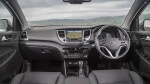 hyundai tucson silver hyundai tucson 1 7 crdi 2015 review by car magazine