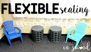 Flexible Love Chair by Flexible Seating Sparkling In Second Grade