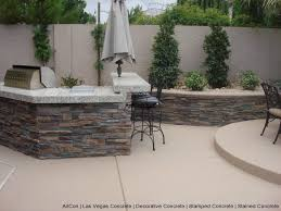Backyard Bbq Las Vegas Coupon Artcon Inc Las Vegas Concrete Decorative Concrete