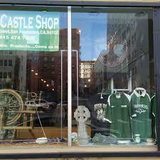 sans francisco castle irish castle shop gift shop san francisco california