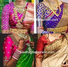 blouse designs length sleeves blouse designs for kanjeevaram sarees south