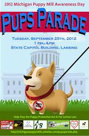 puppy mill awareness southeast michigan 2012