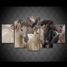compare prices on running horses poster online shopping buy low