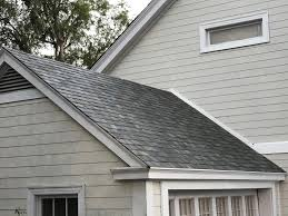 these are tesla u0027s stunning new solar roof tiles for homes video