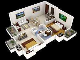 home design 85 amazing one room house planss