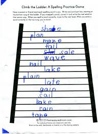 make spelling fun use word sorts and games for a hands on lesson