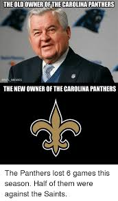 Carolina Panthers Memes - the old ownerofthe carolina panthers memes the new owner of the