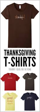 thanksgiving shirts stylish t shirt designs for your family kenarry