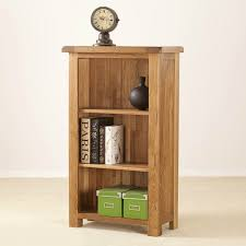 narrow wood bookcase durdham oak low narrow bookcase u2013 quarter solid wood furniture