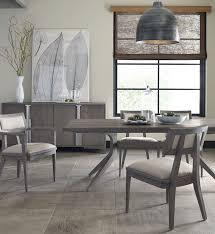 brownstone furniture palmer rectangular modern trestle dining table