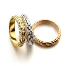 simple fashion rings images Kovtia brand three in one ring simple design fashion rings for jpg