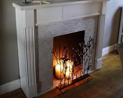 Electric Fireplace Insert Installation by How To Convert Wood Fireplace To Electric 11 Steps Best