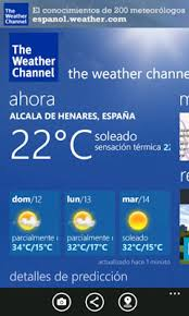 weather channel apk the weather channel apk for android best apks in 2016