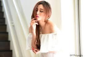 wedding dress jakarta wallpaper model hair asian fashion
