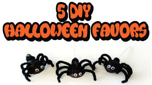 party favors halloween 5 diy halloween favors easy cheap great party favors or for