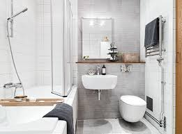 Gray Tile Bathroom Ideas by Best 25 Grey Scandinavian Bathrooms Ideas On Pinterest Grey