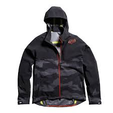 cycling rain jacket sale fox downpour jacket black camo 2015 mens cycling mtb xc am all