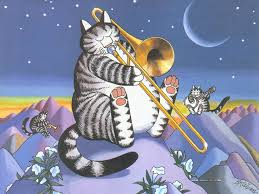 cat artwork category index humorus cat paintings by