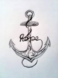 hope anchor tattoo design tattooshunt com