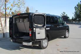 nissan work van review 2013 nissan nv3500 hd sl 12 passenger van video the