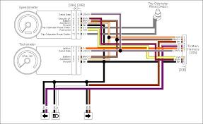 harley tach wiring diagram harley davidson schematics and wiring