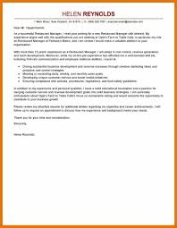 thank you letter restaurant images letter format examples