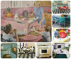 50s decor home 50s decor with square counter height stools living