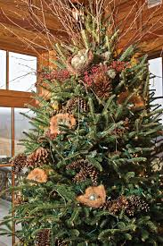 nature inspired holiday decor in the mountains southern living