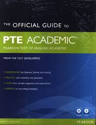 buy the official guide to the pearson test of english academic