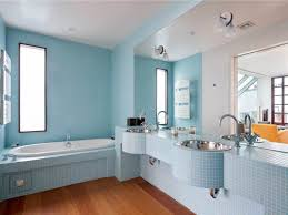 Paint Ideas Bathroom by Fascinating 50 Blue Bathroom Ideas Houzz Design Inspiration Of