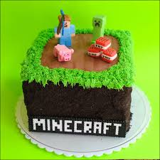minecraft cake 2 0 gray barn baking