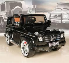mercedes g55 ride on black mercedes g55 amg 12v ride on car battery power wheels w