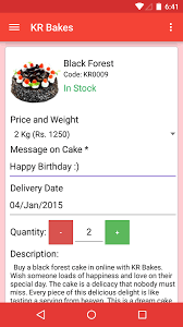 Cake Order Kr Bakes M Cake Order Android Apps On Google Play