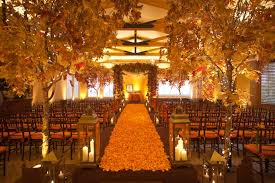fall wedding decorations autumn wedding decoration ideas to fall for wedded