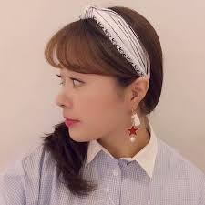 sport headbands dpsailyy 1 pc new arrival hairband headband stripe elastic sport
