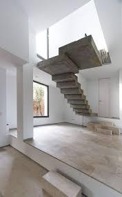 gelã nder design schwebende betontreppen konstruktion kragarm keine gelã nder